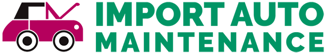 Import Auto Maintenance Logo